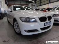 2009 BMW 320i E90 Executive Sedan 4dr Steptronic 6sp auto 2.0i [MY10]